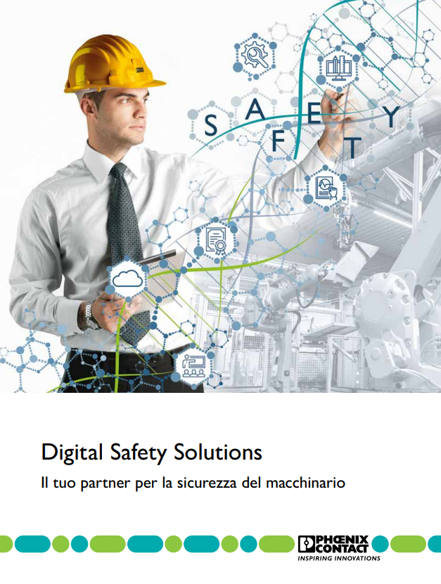 Brochure Digital Safety Solutions